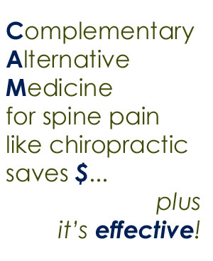 spine pain help from Williamson chiropractors