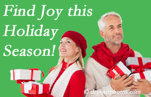 Apple Country Chiropractic wishes joy for all our Williamson back pain patients to boost their back pain and their outlook on life.