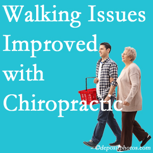 If Williamson walking is an issue, Williamson chiropractic care may well get you walking better.