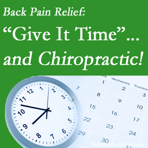 Williamson chiropractic helps return motor strength loss due to a disc herniation and sciatica return over time.