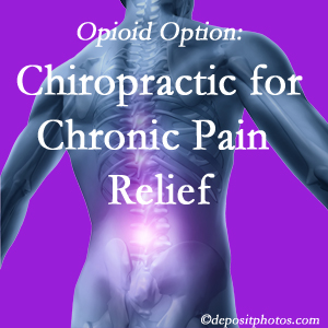 Instead of opioids, Williamson chiropractic is valuable for chronic pain management and relief.